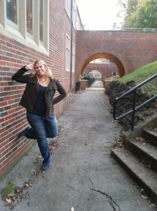 Me at the University of Tennessee