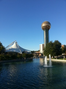 Sunsphere - Knoxville, TN